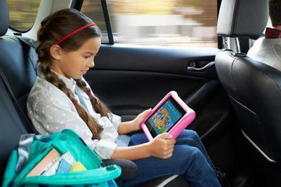 亚马逊发布Fire HD 10儿童版平板:提供专属服务