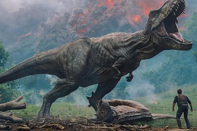 《侏罗纪世界》关于恐龙的不科学:暴龙怒吼还是低鸣