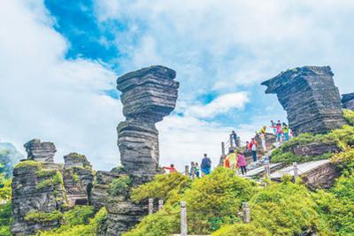 恭喜!中国贵州梵净山获准列入《世界遗产名录》