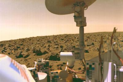 40年前NASA可能发现火星生命证据但却意外被烧毁