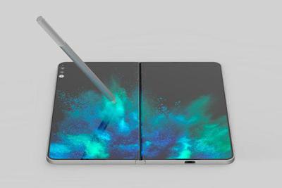评论:微软要做折叠手机 这或许是微软的一次豪赌