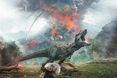 《侏罗纪世界2》里,欧文跑赢岩浆这事儿科学吗?