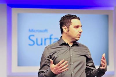 微软首席产品官Panay:Surface Go是我的一场豪赌