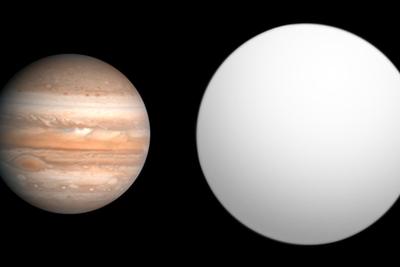 """你见过粉色的星球吗?太阳系外的九颗""""另类""""行星"""