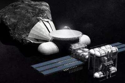 小国家或将在新一轮太空采矿竞赛中发挥主导作用