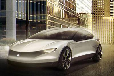 5000名员工65辆自动驾驶汽车 苹果泰坦计划的小秘密