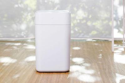 小米众筹上架智能垃圾桶 垃圾袋自动封口打包
