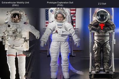 美国重返月球计划要泡汤?原因竟是没有新款太空服