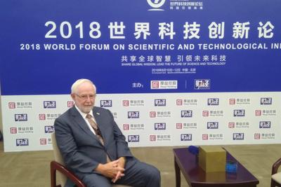访Arthur McDonald:中国将成粒子物理领域研究先锋