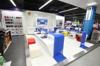 """消息称谷歌将开实体店 或命名""""Google Store"""""""