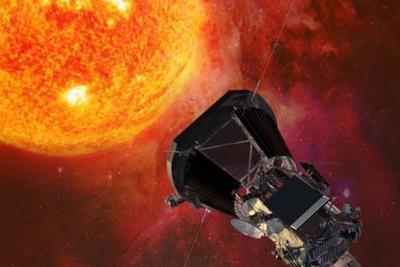 """帕克探测器:逐日七年 与太阳的一场""""炽热""""约会"""