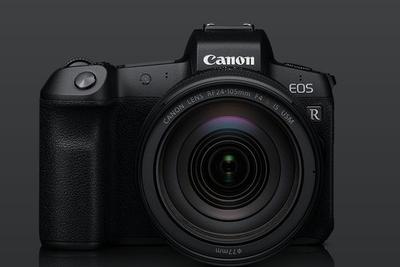 佳能发布全画幅微单EOS R及四支镜头 单机售14999元