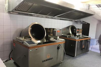 长虹发布智慧厨房系统:面向食堂刷脸下单