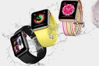 IDC: Apple Watch二季度出货470万块 同比增长38.4%