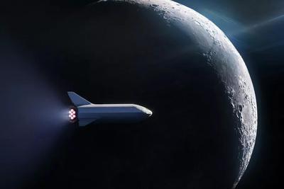 SpaceX宣布签下首位绕月飞行私人乘客:将乘坐新火箭