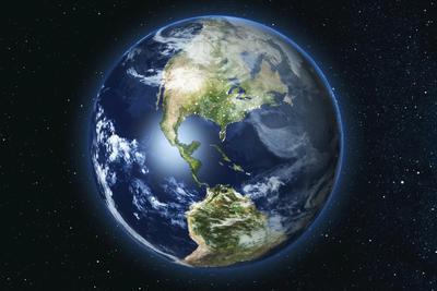 地球自转轴偏移为啥会偏移?与人类产生气候变化有关
