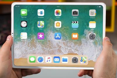 iPad Pro(2018)CAD图曝光:边框好窄
