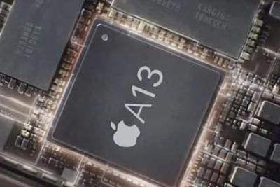 台积电2019年将成为苹果A13芯片唯一供应商