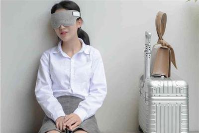 小米有品上架脑电波助眠眼罩:合成音乐助眠