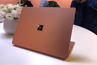 微软Surface家族国行发布:中国有新配色 耳机明年上