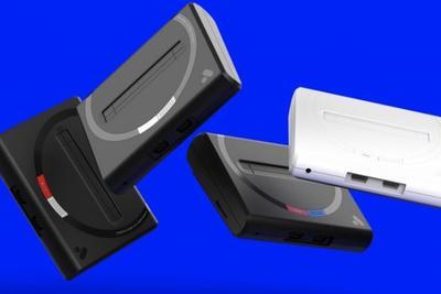 复古主机公司推出兼容世嘉卡带的Mega Sg主机