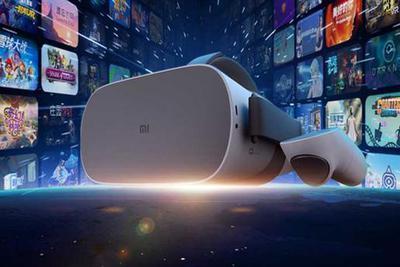 小米VR一体机超级玩家版亮相:2K屏 1799元起