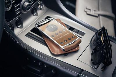 VERTU全新Aster P系列发布,手机当中的劳斯莱斯?