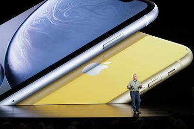 分析师预测苹果iPhone XR出货量将比8系列高50%