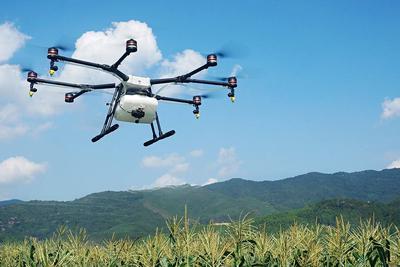 无人机头部玩家角逐农业植保 极飞、大疆孰领风骚?