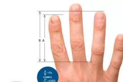 手指长度竟与性取向相关?这些秘密真的隐藏在手指?