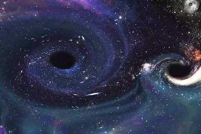 物理学家研究发现:暗物质中可能存活着暗生命