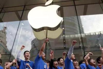 苹果讨好中国的这十年
