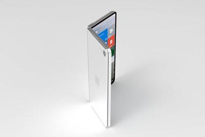 微软又获一项折叠屏设备专利 侧重于高级相机功能
