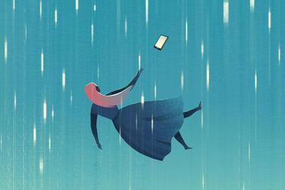 被智能手机绑架的i世代 爱熬夜、拒绝恋爱、不考驾照