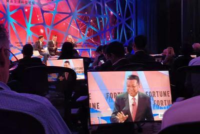 直击| IBM陈黎明:AI时代不会跟过去时代有本质不同