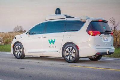 Waymo今日在美国推出自动驾驶汽车商业化服务