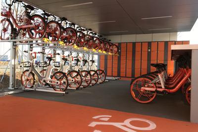 摩拜在雄安建智能车吧 总裁:共享单车进入2.0时代