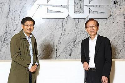 华硕高管团队调整 CEO沈振来宣布辞职创业