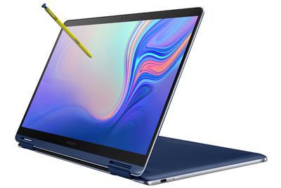 三星推Notebook 9 Pen变形本新品:全金属机身