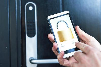智能门锁官方实测:50%指纹识别有风险