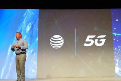 AT&T 5G套餐启动:热点500美元 每月15GB流量70美元