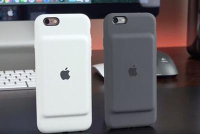 苹果正在筹划XS系列的新电池马甲 应该快发售了
