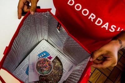 传配送创企DoorDash融资5亿美元:估值将超60亿美元