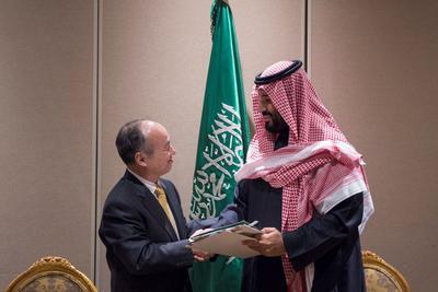 美媒:沙特记者被害案未影响软银和沙特在美投资