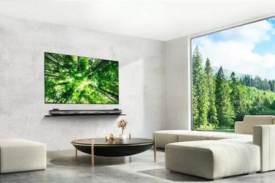 LG将在AWE 2019发布旗下首款8K OLED电视