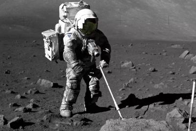 NASA宣布将对未触及的阿波罗月球样本进行研究