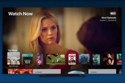 苹果电视服务内容几乎无原创 主要来自合作伙伴