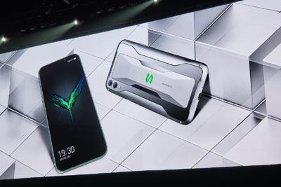 黑鲨游戏手机2发布:骁龙855之后 还用上了压力感应屏