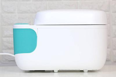 自动淘米、按口感煮饭 这个煮饭机器人帮你?#36947;?#21040;底