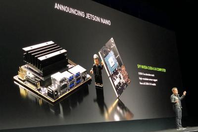英伟达发布嵌入式电脑:超低功耗 仅660元